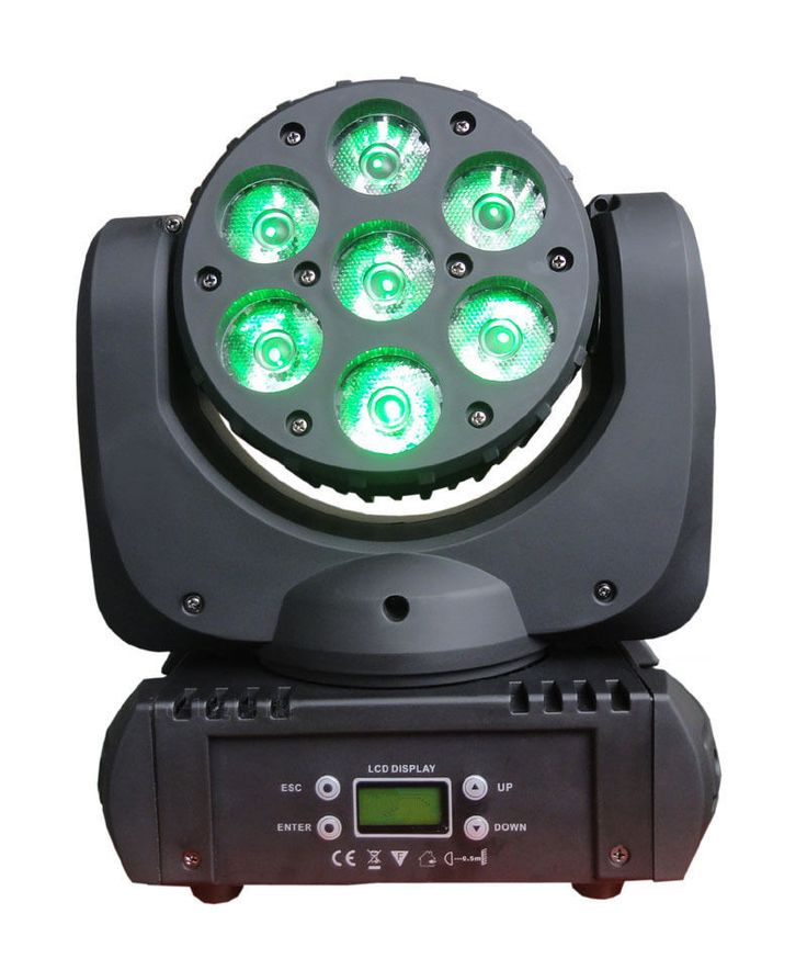 2015 china import Recommend 7pcs*12w osram lamps led moving head beam lights disco dj bar Christmas best selling goods