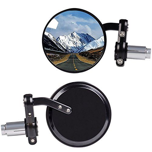 KAWELL Rear View Side Mirror Round Bar End Convex Hawk-ey... https://www.amazon.com/dp/B002GTKAHQ/ref=cm_sw_r_pi_dp_x_NGq0zbHEKCTD9