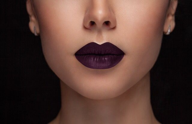 Blackberry Matte Lipstick