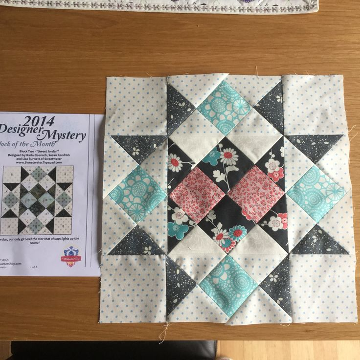 New BOTM for my next big quilt