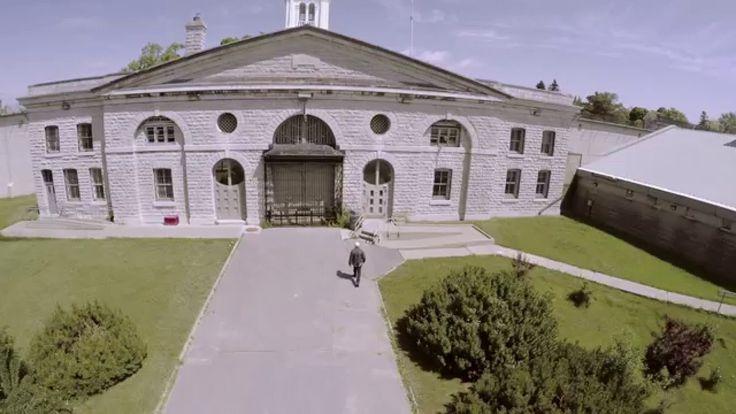 A Journey through Kingston Penitentiary