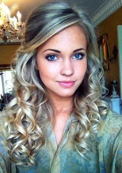 Peinados estilo upstyle para cabello largo
