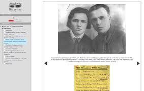 Alexej Markelov (na snímku se svou ženou), nar. v r.1907, byl spolu s dalšími sovětskými válečnými zajatci zavražděn v Osvětimi..