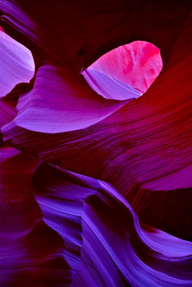 The Antelope Canyon   Top 10 most amazing places to travel