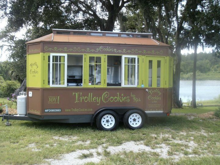 Great for mobile bakery tiny house living pinterest for Foundation tiny house builders