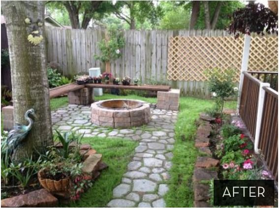 Beautiful Simple Garden Design Plans: From Awful To Oasis: A DIY Backyard Transformation