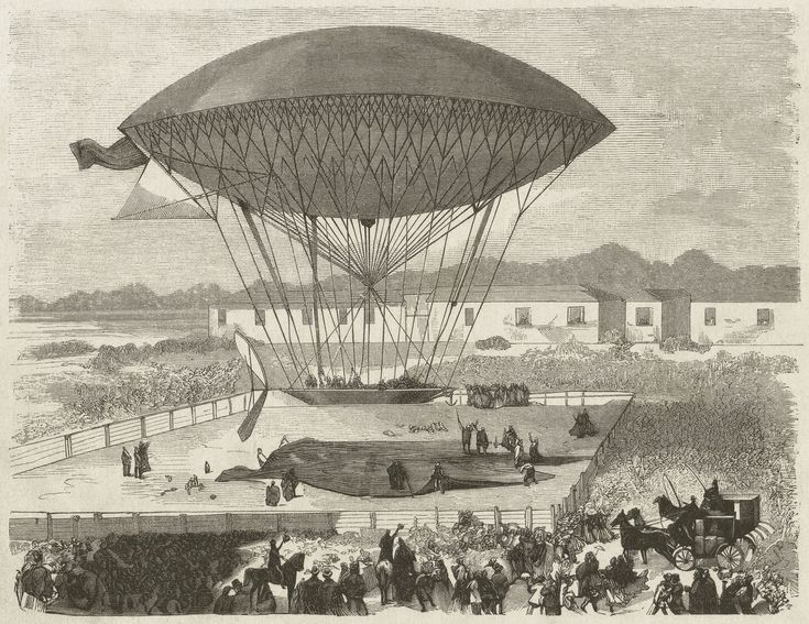 What Did the First Hot Air Balloon Flight Look Like