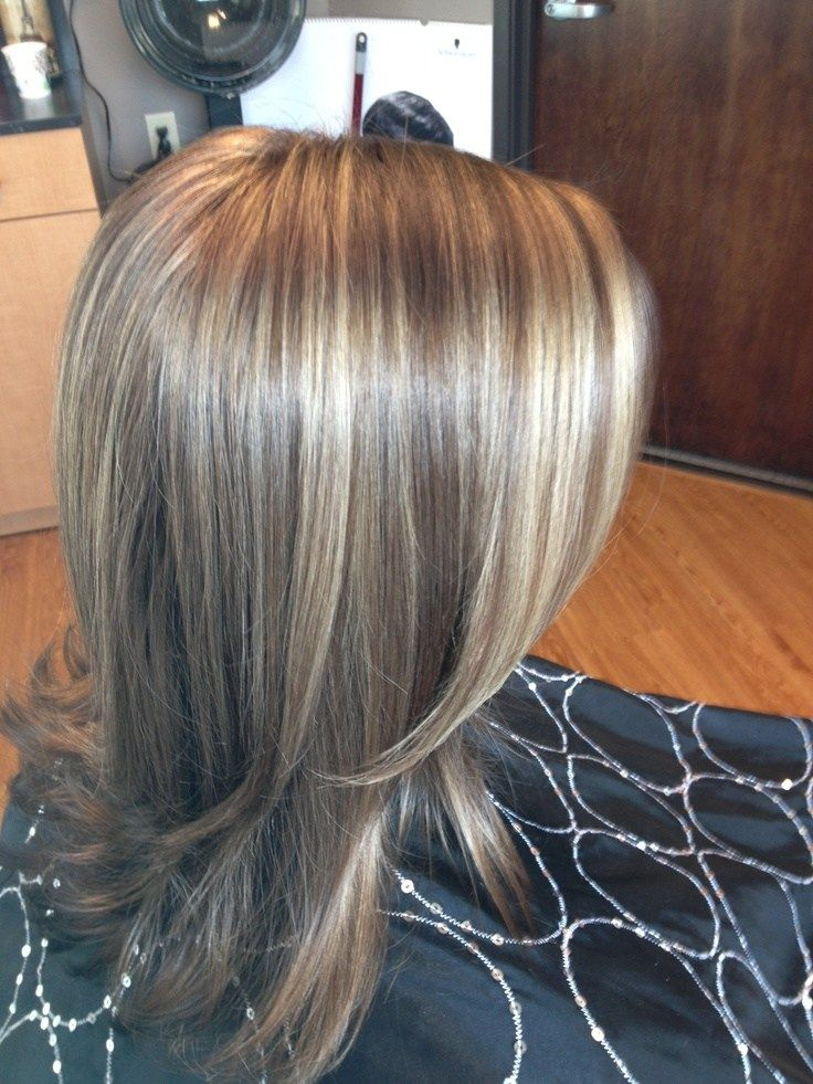 brown hair highlights and lowlights | Photo Gallery of the Highlights Hair Light Brown