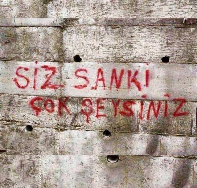 Sokak Hareketi: 2015'in En İyi 44 Duvar Yazısı