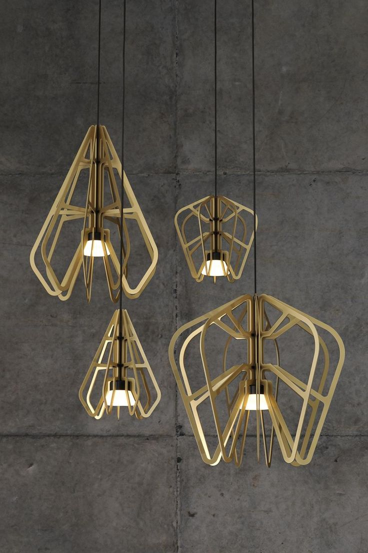 """Exo Series has a refined, skeletal structure"" http://buff.ly/1r5bqfN #lighting"