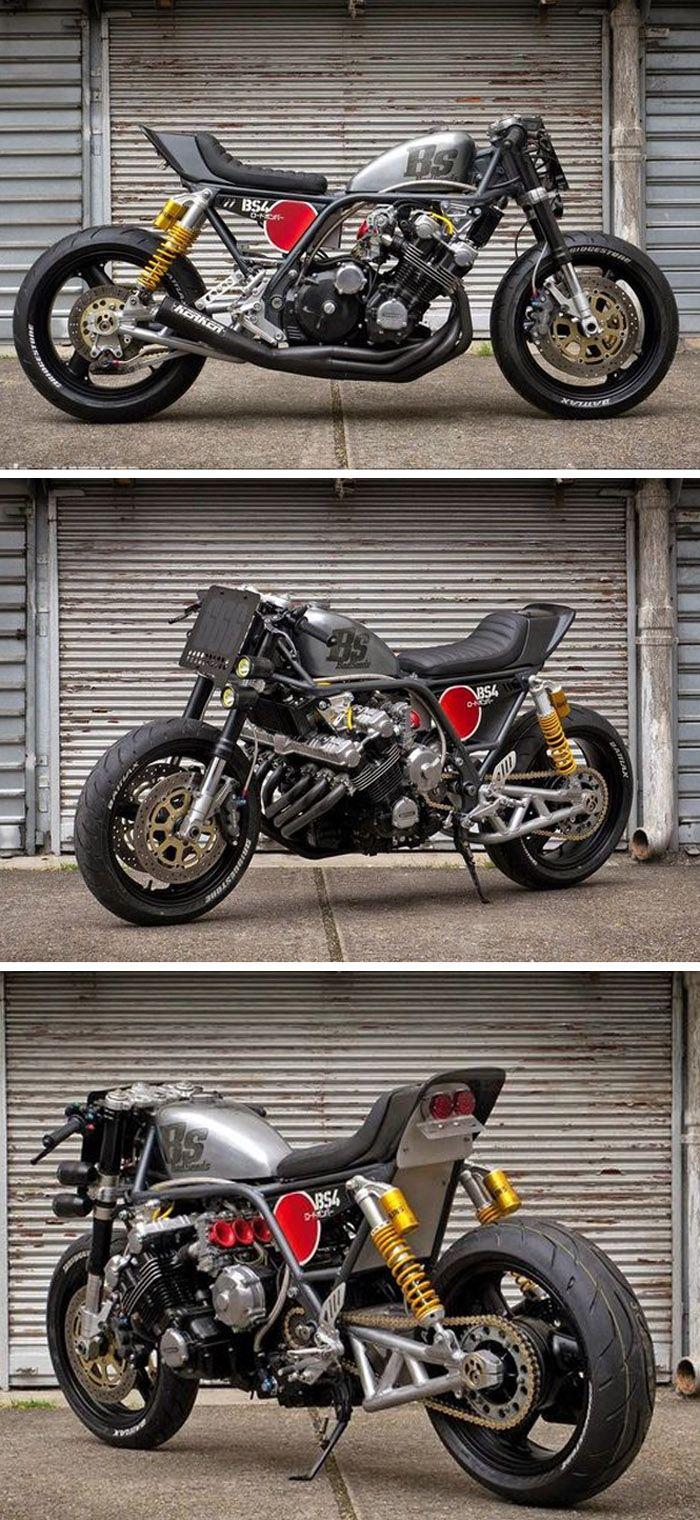 Honda CBX1000 Cafe Racer – Badseeds Motorcycle Club     http://www.caferacerpasion.com/honda-cbx1000-cafe-racer-badseeds-motorcycle-club/