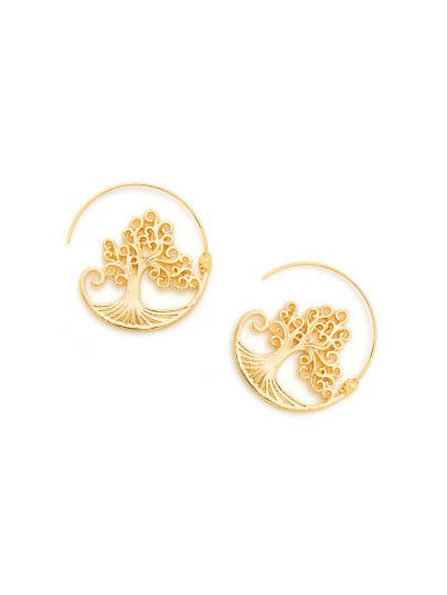 Shop Silver Vintage Flower Pattern Plain Round Hoop Earrings online. SheIn offers Silver Vintage Flower Pattern Plain Round Hoop Earrings & more to fit your fashionable needs.