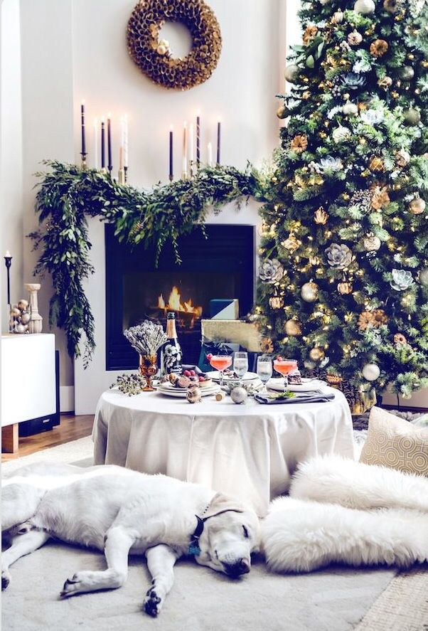 Find the most luxury Christmas inspirations. See more at luxxu.net