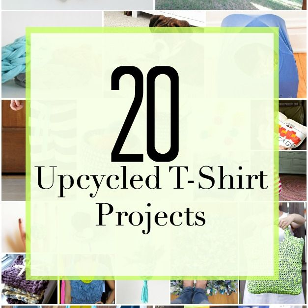 Upcycled Craft Projects