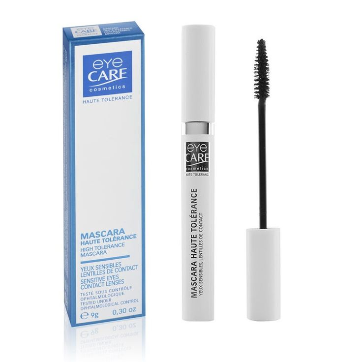 The original, best-selling, hypo-allergenic and nickel-free mascara for dry or sensitive eyes, blepharitis and contact lens wearers. Formulated in a unique way to reduce eye irritation using ingredients that strengthen the skins' natural defences.