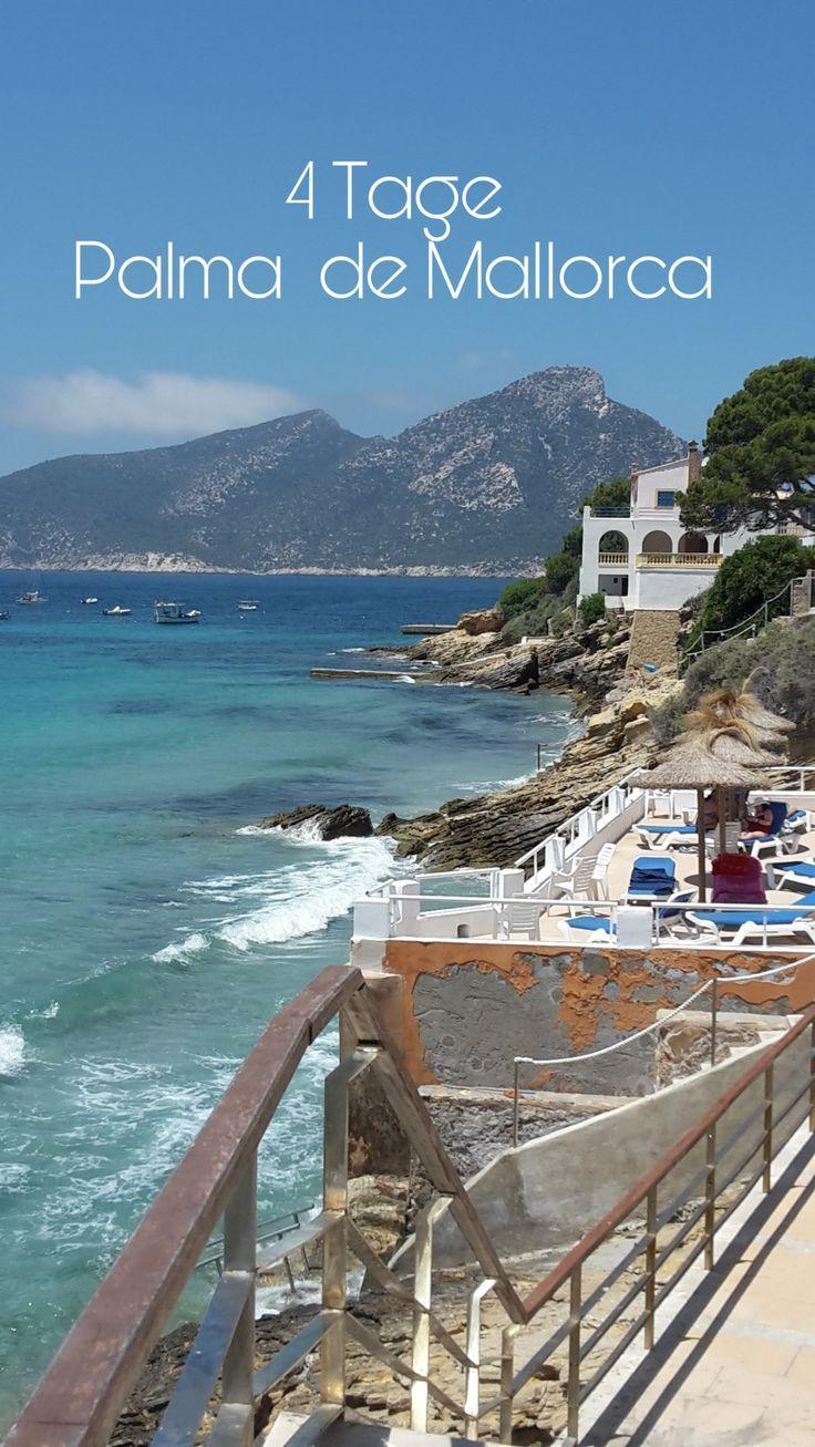 Vier Tage Palma De Mallorca Alleine Mallorca Reisen