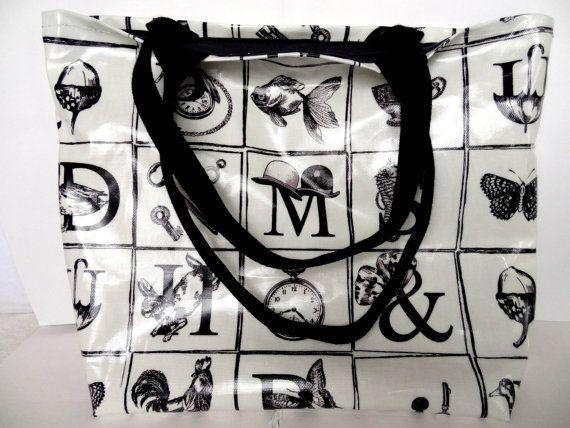 Prestigious Textiles Curiosity Graphite Black White by chiztom, €23.00
