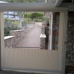 Ζελατίνα πόρτα