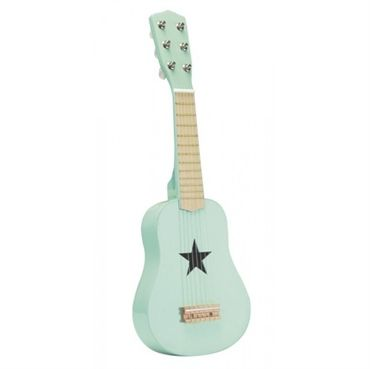 Wooden Toy Guitar (Mint)