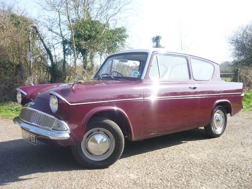 Lovely Ford Anglia