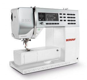 Macchina per cucire Bernina 530 - La macchina perfetta per persone creative.