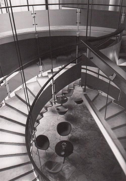Best Suspended Spiral Staircase Sas Royal Hotel Copenhagen 400 x 300