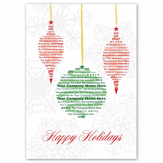11 best images about christmas cards on pinterest snowflakes corporate holiday card m4hsunfo