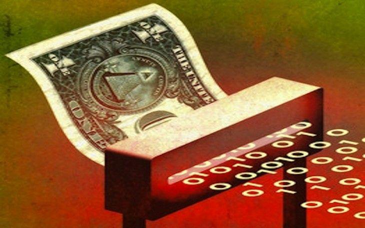 """Ο οικονομολόγος Martin Armstrong ισχυρίζεται ότι υπάρχει μια """"μυστική συνάντηση για τον τερματισμό των μετρητών"""" που θα πραγματοποιηθεί στο Λονδίνο πριν από το τέλος του μήνα, όπου θα συμμετέχουν εκπρόσωποι από την ΕΚΤ και την Ομοσπονδιακή Τράπεζα των ΗΠΑ."""
