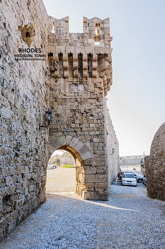 Saint Catherine's Gate