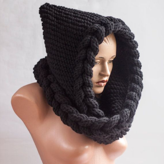 Hey, I found this really awesome Etsy listing at https://www.etsy.com/listing/254102112/hooded-scarf-long-scarf-wool-scarf-hood