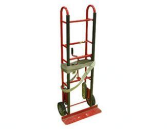 Rent an Appliance Dolly to maneuver hard to lift objects to get the job done easier.