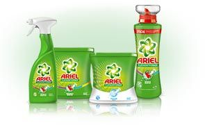 P&G DACh Ariel - stain treatment
