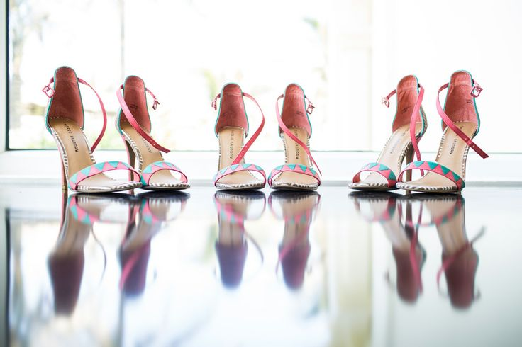 Shoes for the girls! Photos courtesy of Etienne Bossot #HoiAnEventsWeddings #HoiAn #VietnamBeachWeddings