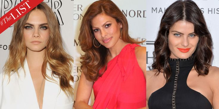 #THELIST: FALL'S MUST-HAVE HAIR COLORS: Bookmark before your next salon appointment