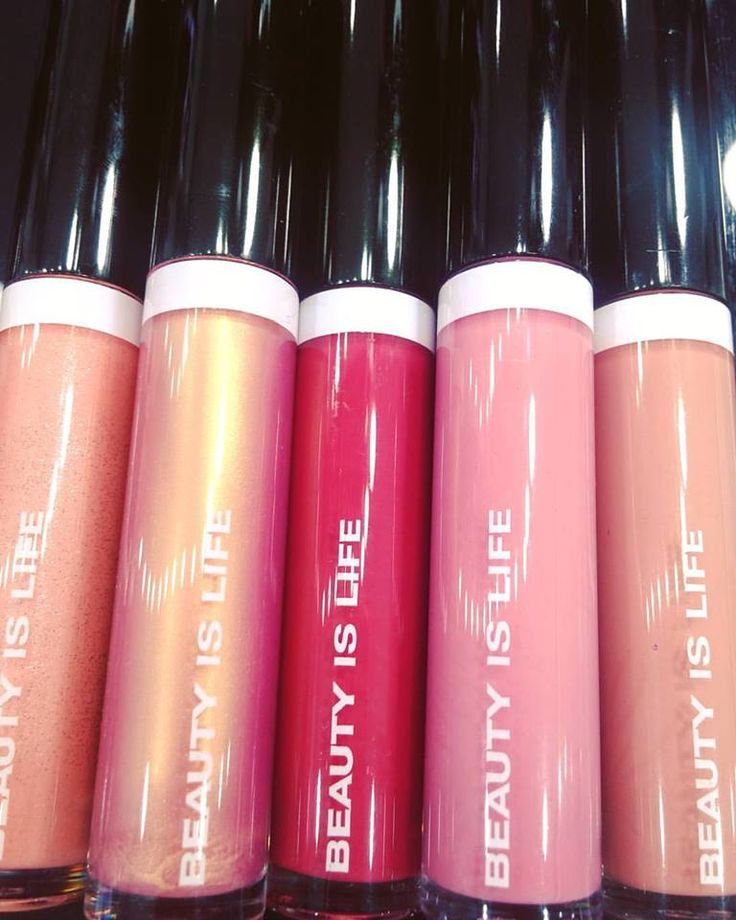 Lipgloss full color by beauty is life