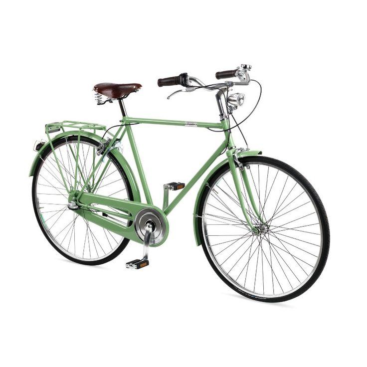 http://www.bromontbiking.com/ Comprar bicicleta urbana Anita Amarcord Nexus hombre. Bicicletas Anita de Alpina - 686