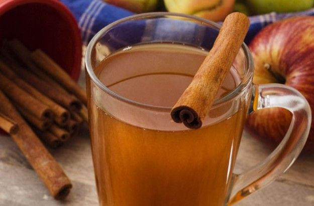 Mulled apple juice | TRY WARMING APPLE JUICE WITH SLICES OF GINGER