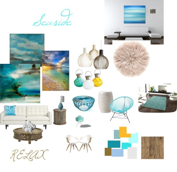 """""""SEASIDE"""" by selina-manning on Polyvore"""
