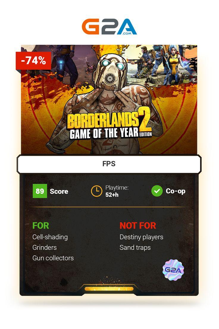 #Borderlands #Borderlands2 #GOTY #FPS #shooter #gaming #videogames
