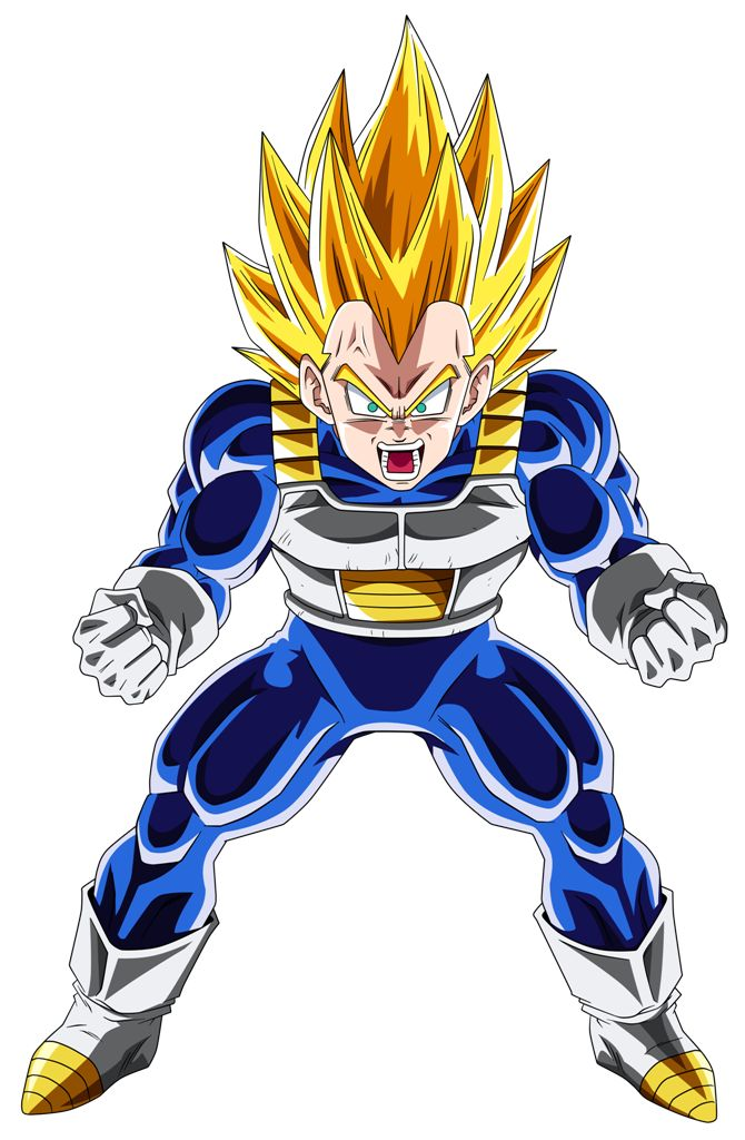 1000 ideas about super vegeta on pinterest for Chambre dragon ball z