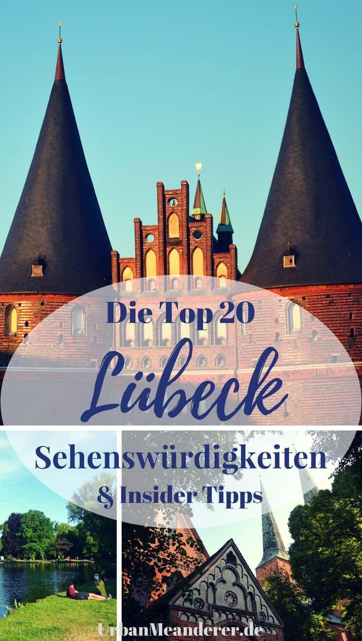 Der perfekte Lübeck Sehenswürdigkeiten Rundgang mit Insider Tipps