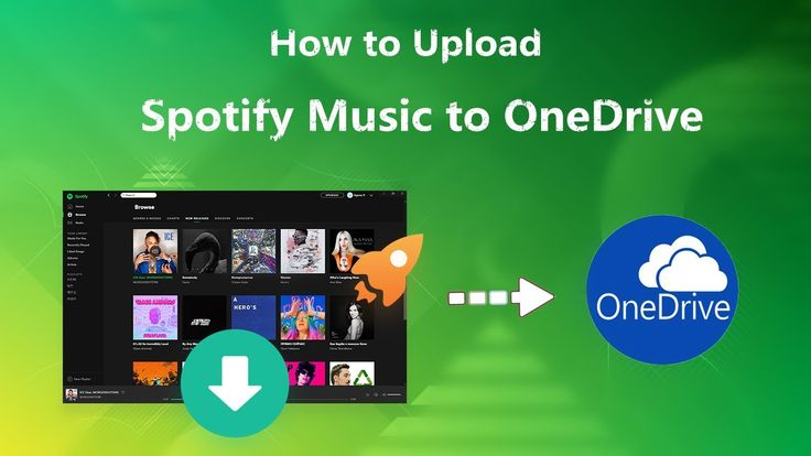 How To Upload And Share Spotify Music And Playlist To Onedrive In 2020 Spotify Music Spotify Music