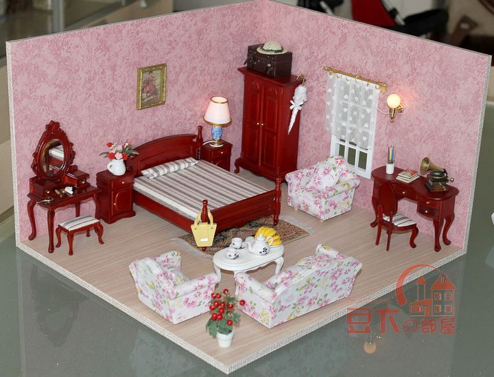 57 best mu ecas m h images on pinterest for Muebles para barbie