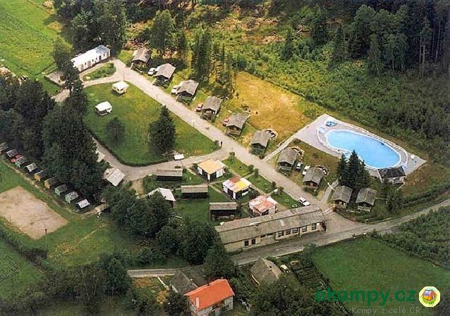 Camping Borová - kliknutím zavřít