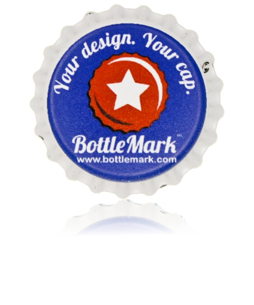 BottleMark Custom Bottle Caps: Custom Bottle Caps/Crown Corks for Home Brewers, Craft Breweries, Scrapbookers, and More