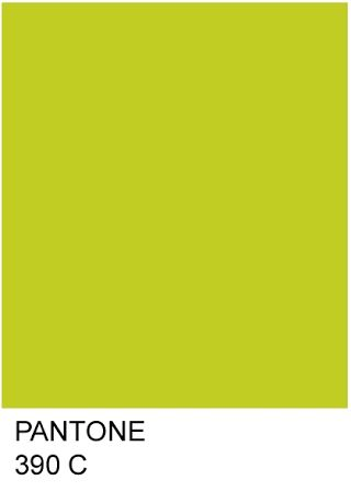 Like Colour | Chartreuse - it is half way between yellow and green (optimistic/positive and enviro/money/go