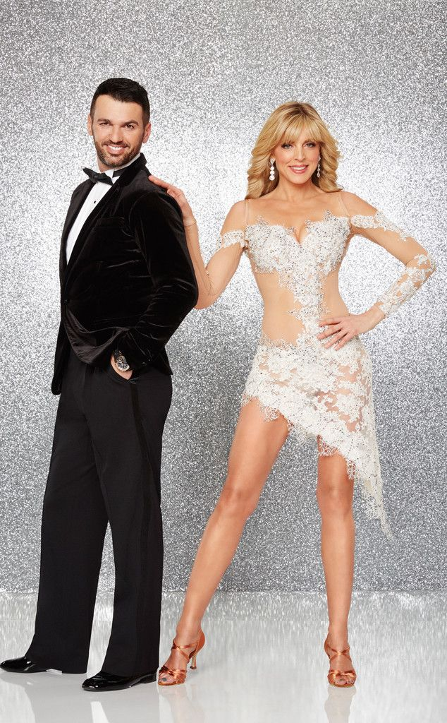 Marla Maples and Tony Dovolani from Meet Dancing With the Stars' Season 22 Cast | E! Online
