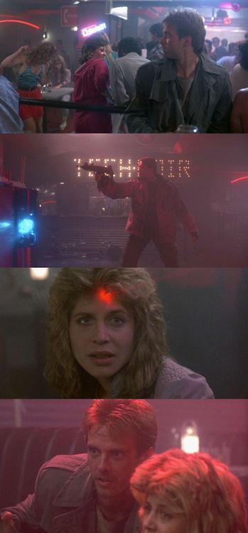The Terminator, 1984 (dir. James Cameron) By Nightswimming