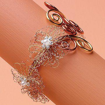 127 best Oasis floral wire designs images on Pinterest | Diy ...
