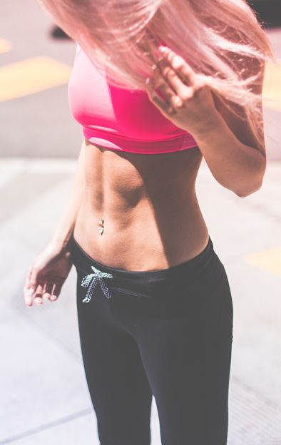 """Women Want """"Six-Packs"""" Too! When you say six-pack abs, people often associate it with men but women want in on the game too. While women aren't really after the six-pack, they do want their abs as flat and tight as possible. With Ronda Rousey's current surge of popularity (did you see that 34-sec match?!), it's hard to ignore how her abs make her look better than the average gym bunny. Women don't exactly want a fighter's body but it's a good model for most. The fact about abs is that it's…"""